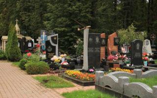 Сколько стоят похороны